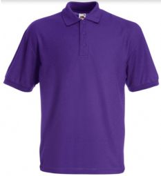 TGS House Polo Shirt Debney Colour Purple
